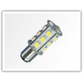 Navigation LED Light Bayonet BAY15D Green