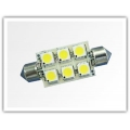 Festoon LED Light 42mm Warm White